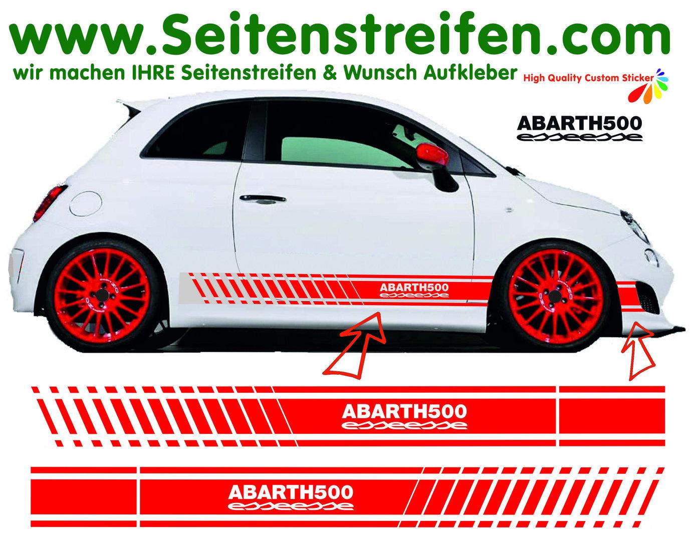 Fiat 500 Abarth Amp Esseesse