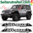 "Jeep Wrangler ""Off Road"" side Bonnet Decals / Stickers - 9924"